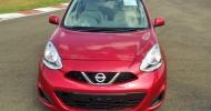 Nissan начал тестировать хэтчбек Micra Х-Shift