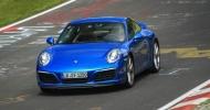 Porsche рассекретила обновленный спорткар 911