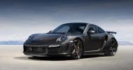 Российское ателье TopCar представило карбоновый Porsche 911 Stinger GTR