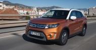 С 1 августа 2015 на российском рынке начнутся продажи нового Suzuki Vitara