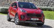 В Европе скоро начнутся продажи четвертого поколения Киа Спортаж