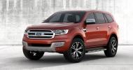 Форд планирует выпустить 4 новых внедорожника к 2020 году