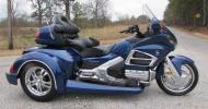 В планах компании Хонда - выпуск 6 версии мотоцикла Голдвинг