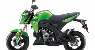 Kawasaki представил мини байк Z125 Pro 2017
