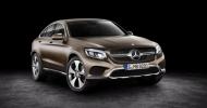 Mercedes официально представил GLC Coupe