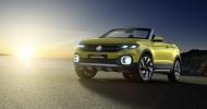 Volkswagen представил купе T Cross