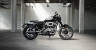 Harley представил новинку - XL1200CX Roadster