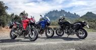 Yamaha представил модель мотоцикла Tracer 700