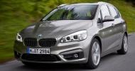 БМВ 2 серии Актив Турер 2017 (BMW 2 Series Active Tourer 2017)