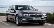 BMW 5 серии G30 2017 (БМВ 5 серии Г30 2017)