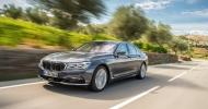 BMW 7 серии G11/G12 2017 (БМВ 7 серии Г11/Г12 2017)