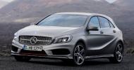 Mercedes А класса W176 2017 (Мерседес В176 2017)