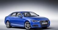 Audi A4 В9 2017 (Ауди А4 В9 2017)