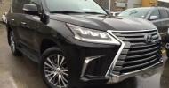 Lexus LX III (Лексус ЛХ III)