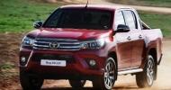Toyota Hilux VIII (Тойота Хайлюкс VIII)
