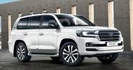 Специальный Land Cruiser 200 Excalibur от Toyota за 5,4 млн. рублей