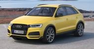Audi Q3 2017 (Ауди ку 3 2017)