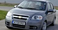 Chevrolet Aveo 1 поколения (Шевроле Авео 1 поколения)