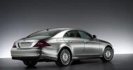 Отзыв о Mercedes CLS 350 (Мерседес ЦЛС 350)