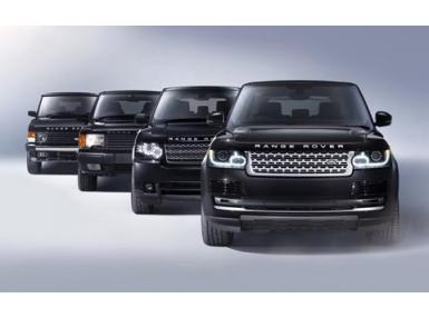 Land Rover Range Rover 4 2015