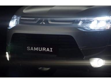Mitsubishi Outlander Samurai 2015