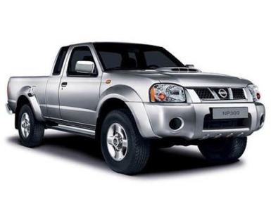 Nissan NP 300 2015