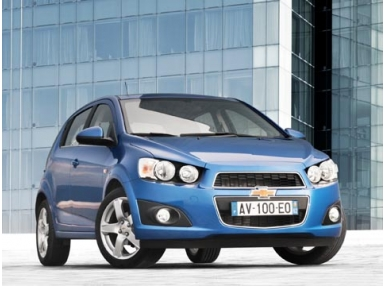 Chevrolet Aveo 2015