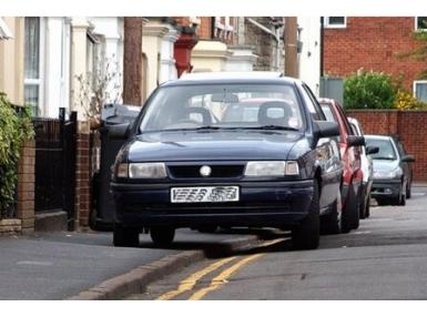 Штраф за парковку на тротуаре в 2017 году