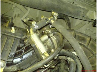 Как убрать воздушную пробку из системы охлаждения автомобиля