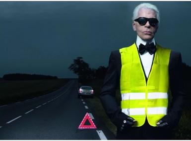 Обязательные светоотражающие жилеты для водителей