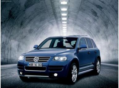 Отзыв о Volkswagen Touareg GP