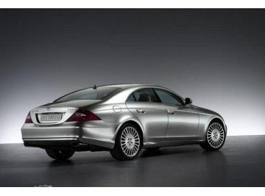 Отзыв о Mercedes CLS 350