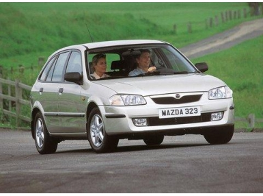 Отзыв о Mazda 323