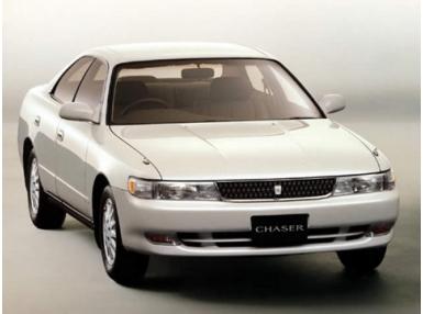Отзыв о Toyota Chaser