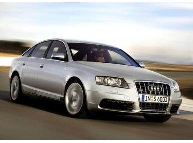 Отзыв об Audi S6