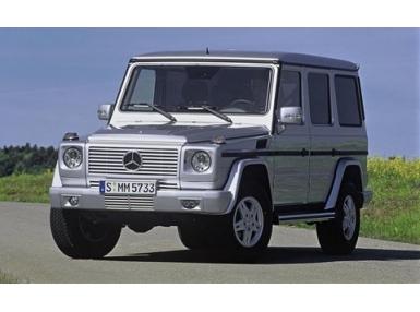 Mercedes G500 Brabus