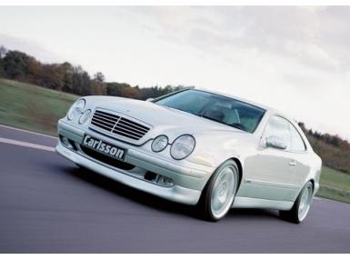 Отзыв о Mercedes CLK 230