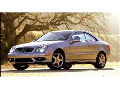 Отзыв о Mercedes CLK 500