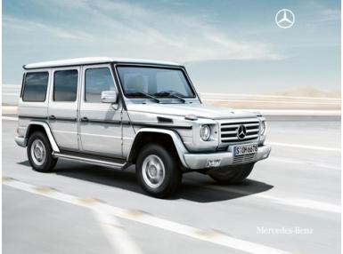 Mercedes G55