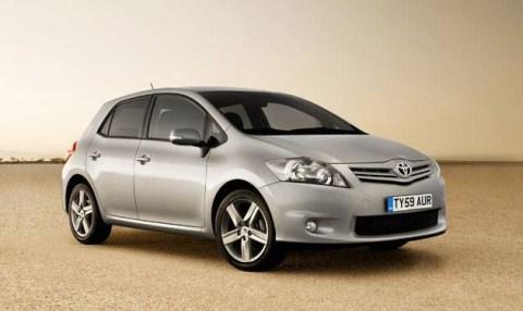 Отзывы о Toyota Auris (Тойота Аурис)