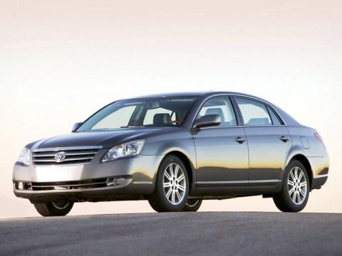 Отзывы о Toyota Avalon (Тойота Авалон)