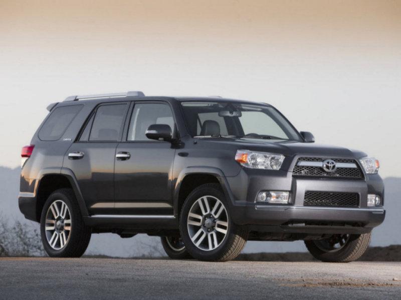 Отзывы о Toyota 4Runner (Тойота Форанер)