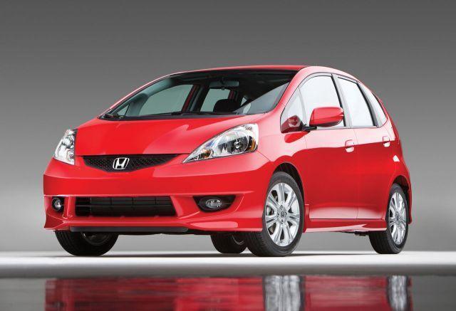 Отзывы о Honda Fit (Хонда Фит)
