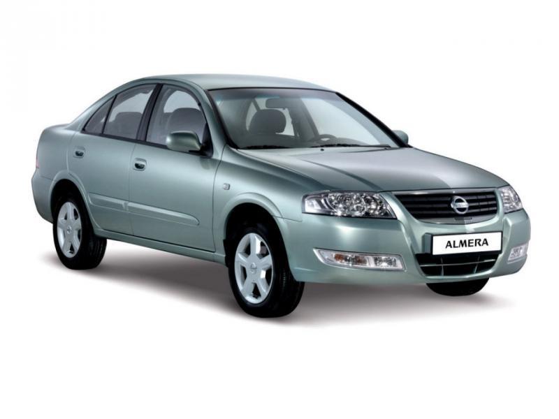 Отзывы о Nissan Almera Classic (Ниссан Альмера Классик)