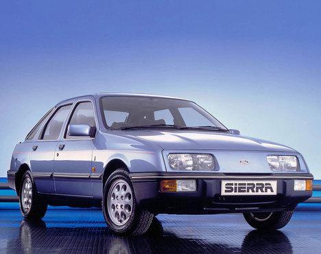 Отзывы о Ford Sierra (Форд Сиерра)