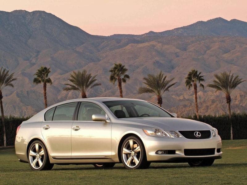 Отзывы о Lexus GS (Лексус ГС)
