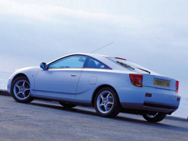 Отзывы о Toyota Celica (Тойота Целика)