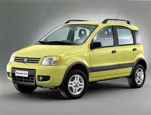 Отзывы о Fiat Panda (Фиат Панда)