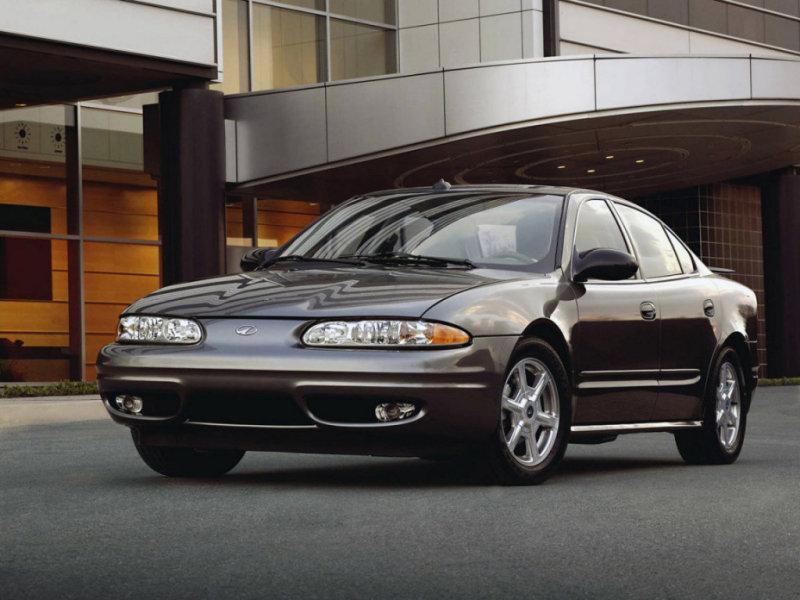 Отзывы о Chevrolet Alero (Шевроле Алеро)