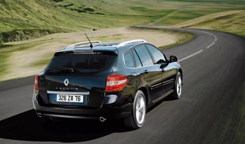 Отзывы о Renault Laguna (Рено Лагуна)